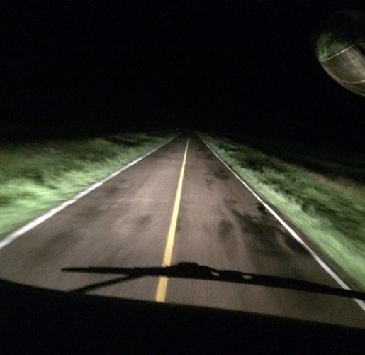 Ruta 3… ¡allá vamos!