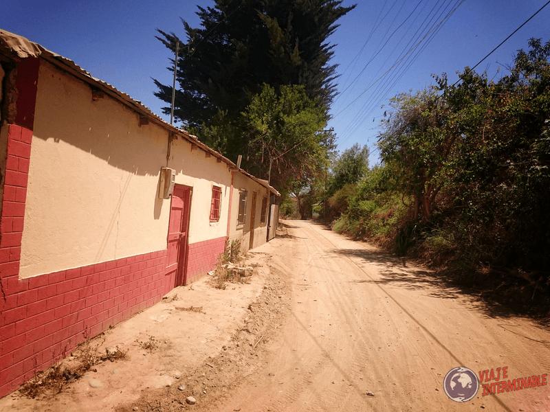Calle de Vicuña Chile