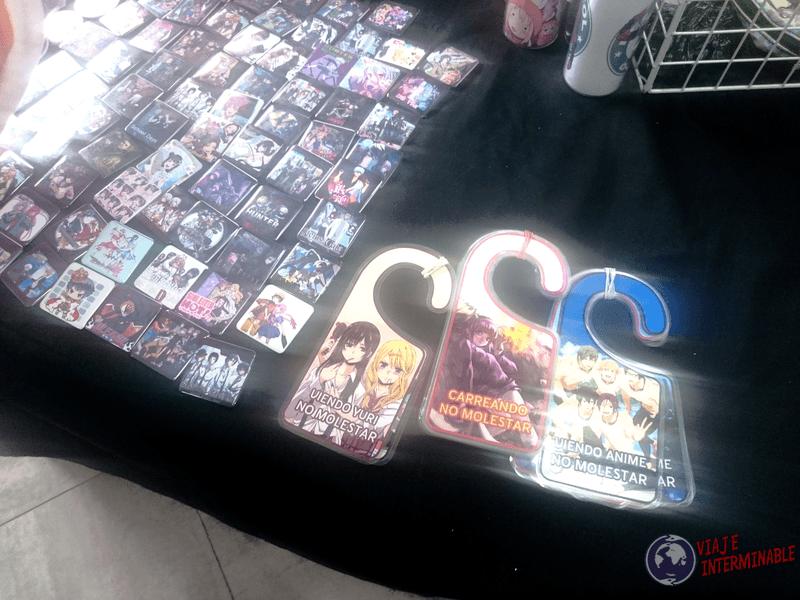 Convencion de manga y anime en Temuco