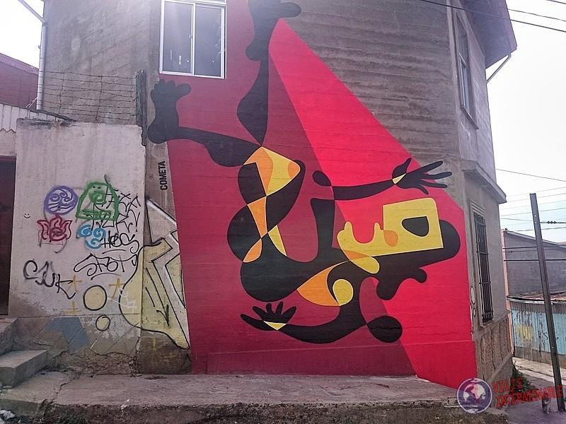 Foto Mural Valparaiso Caido