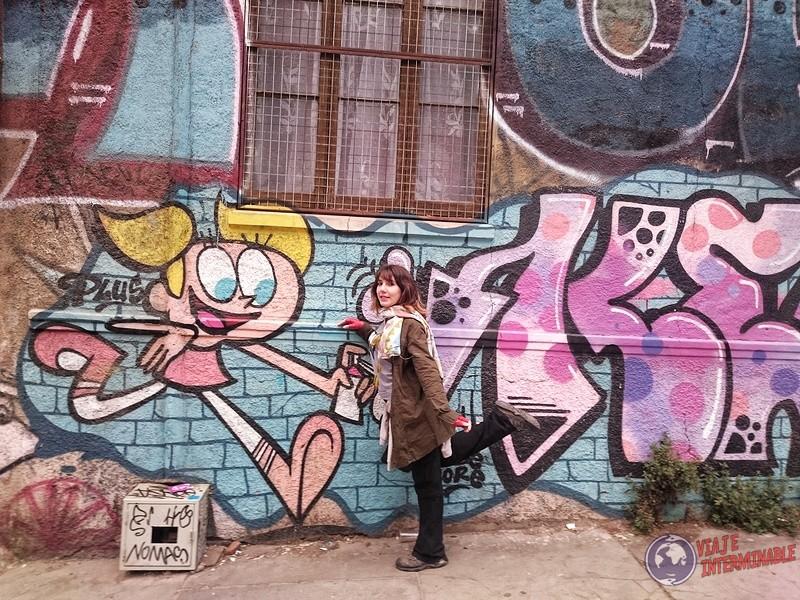 Foto Mural Valparaiso DeeDee