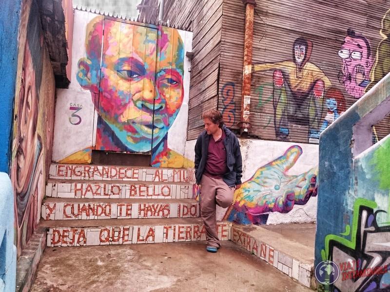 Foto Mural Valparaiso Engrandece al Mundo