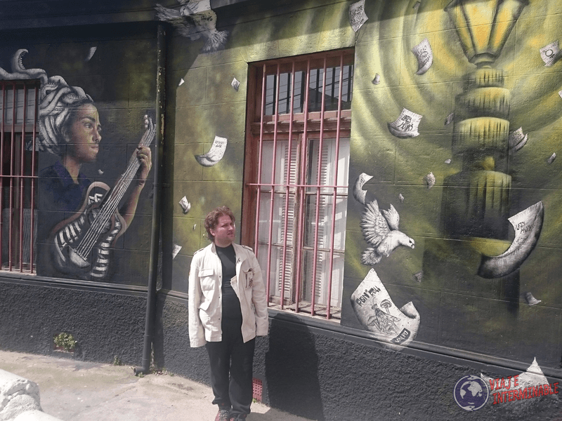 Foto Mural Valparaiso Musica