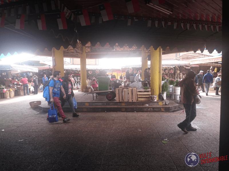 Mercado de Chillan