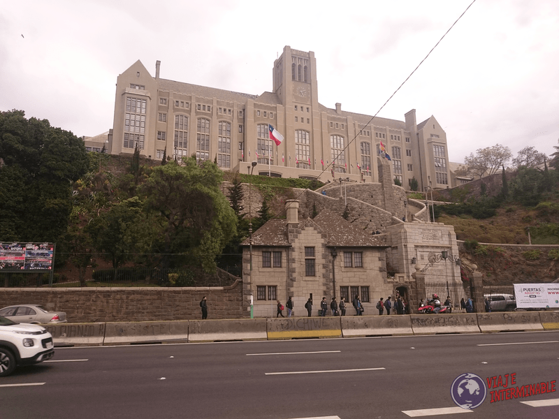 Valparaiso universidad