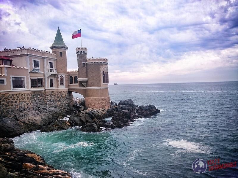Viña del Mar Castillo Wulff