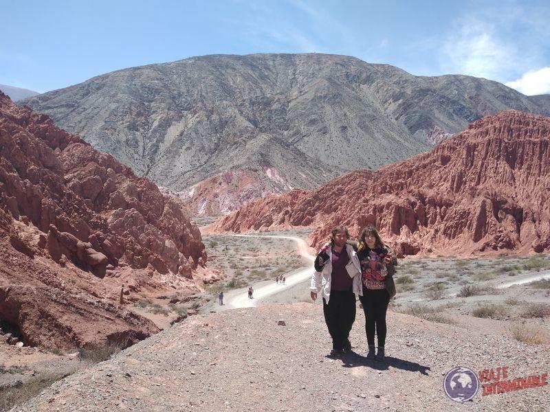 Cerro de Siete colores juntos