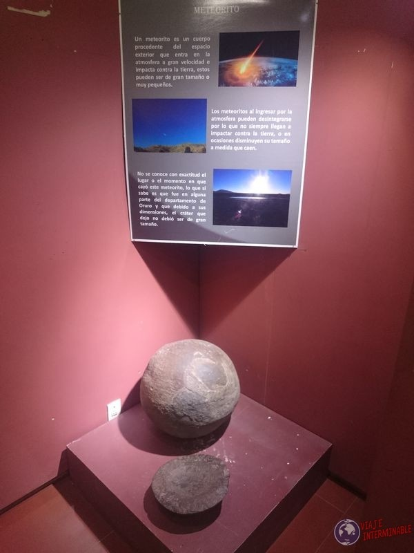 Meteorito Oruro