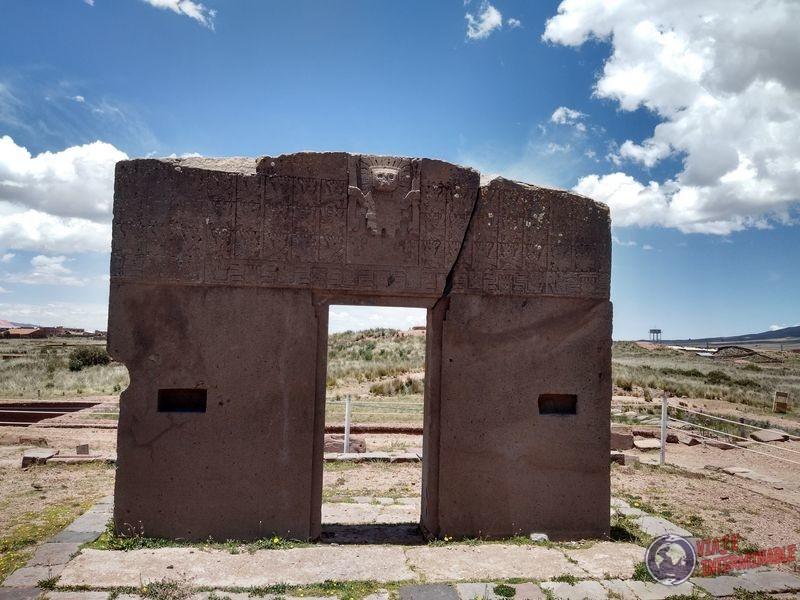 Tiwanaku 10 Puerta del sol