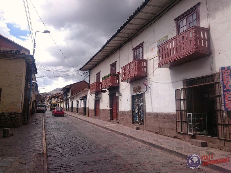 21 - Callejones de Cusco
