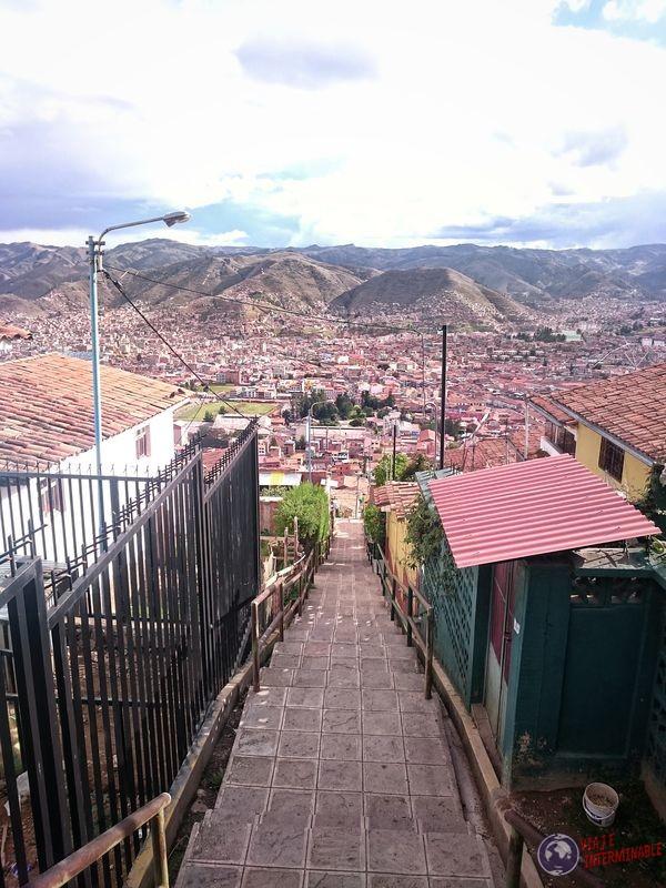 26 - bajando a Cusco