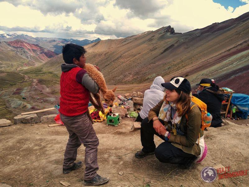 Montaña Colores Perú 2