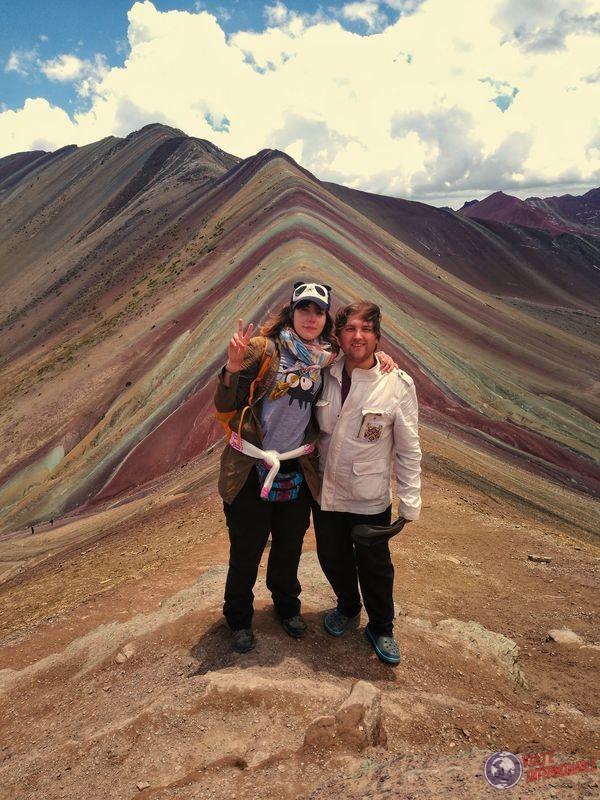 Montaña Colores Perú