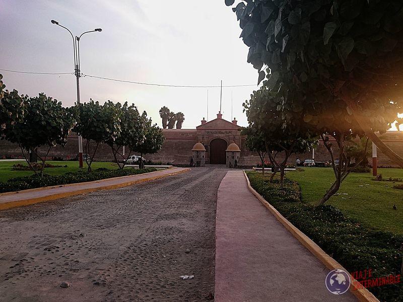 Lugar historico Lima
