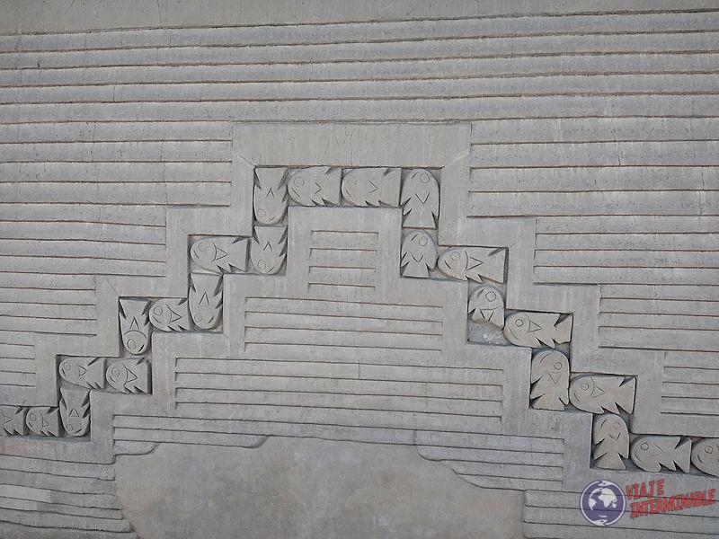 Peces de chan chan grabados trujillo