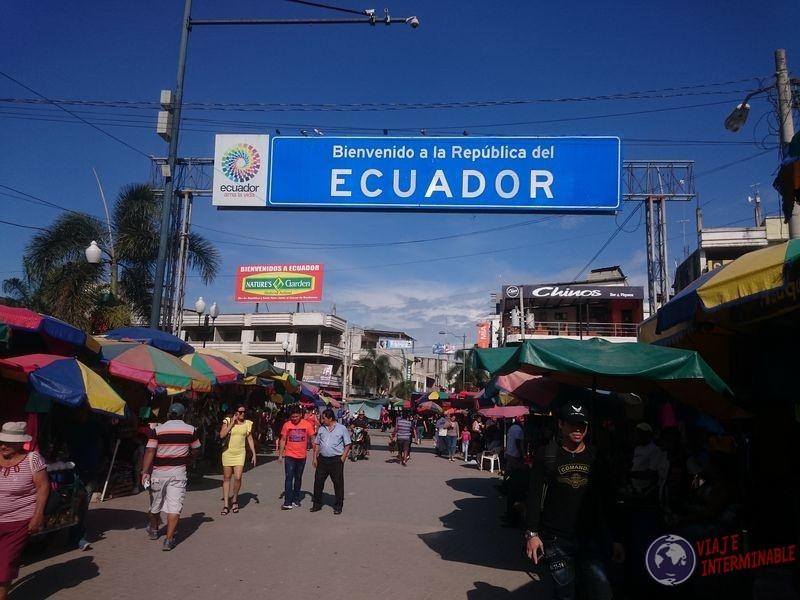 Bienvenidos a Ecuador