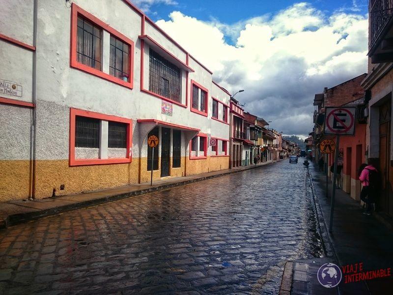 Callejon de Cuenca