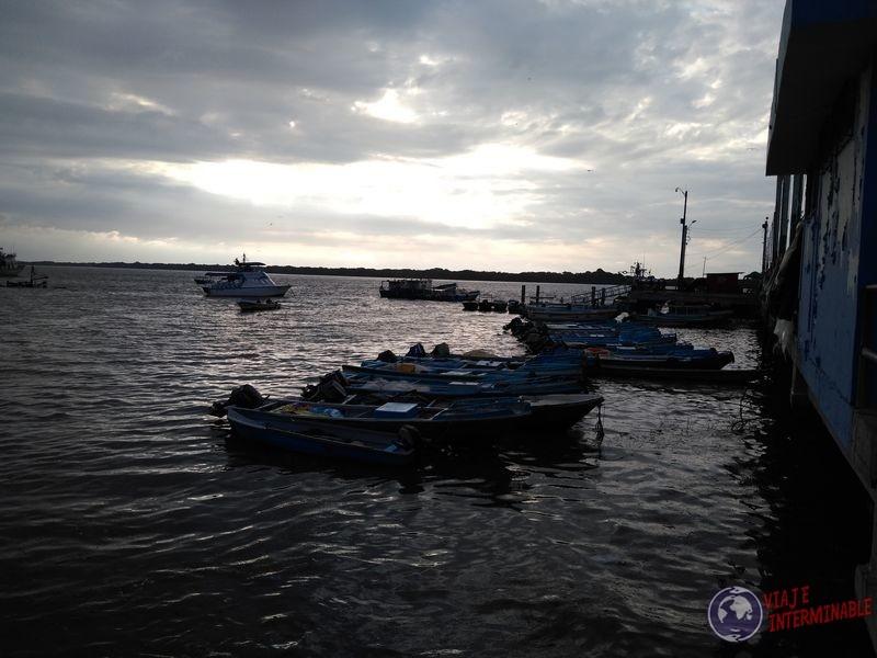 Muelle Malecon Machala