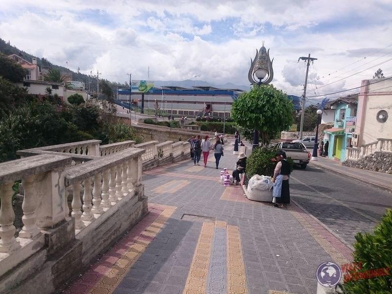 Calles de Otavalo Ecuador 2