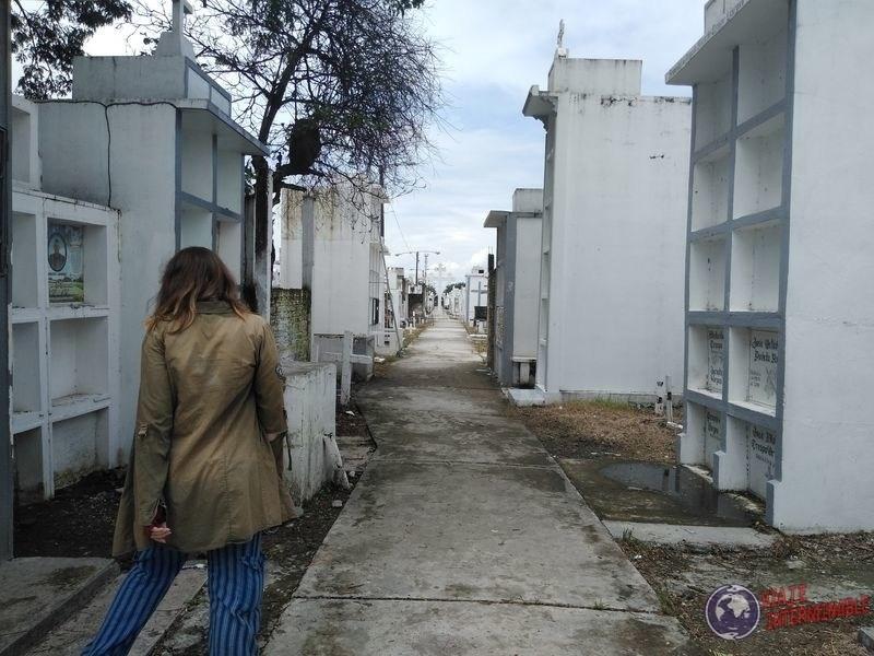 Cementerio de Daule
