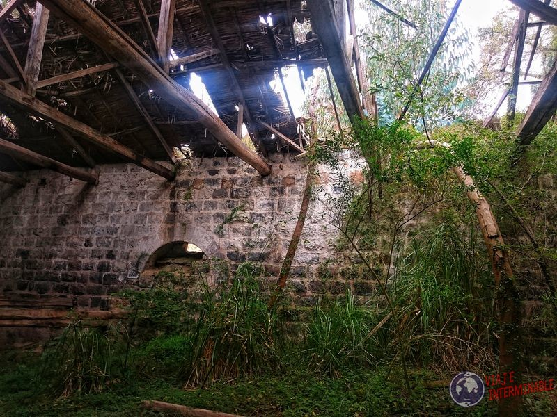 Molino de agua abandonado 2 Latacunga