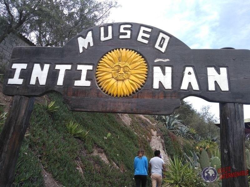 Museo Inti Ñan Mitad del Mundo Quito