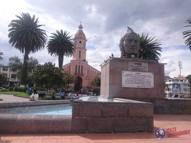 Plaza de Otavalo