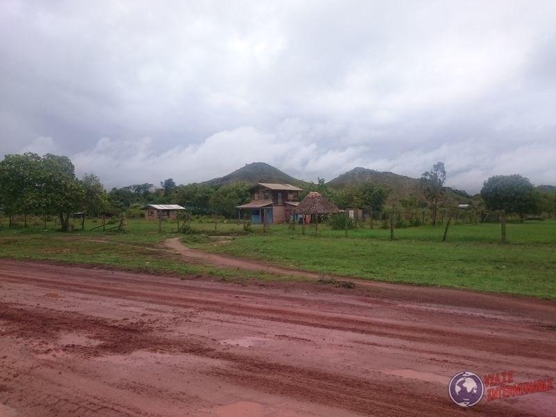 Casas con quinchos Annai guyana