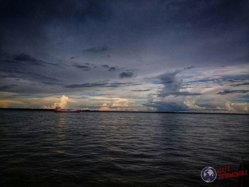 Cielos de Manaos Brasil