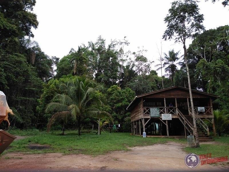 Control en ruta guyana