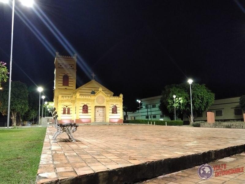 Iglesia Matriz Boa Vista Brasil
