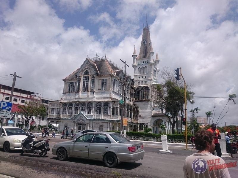 Iglesia Saint George Georgetown Guyana