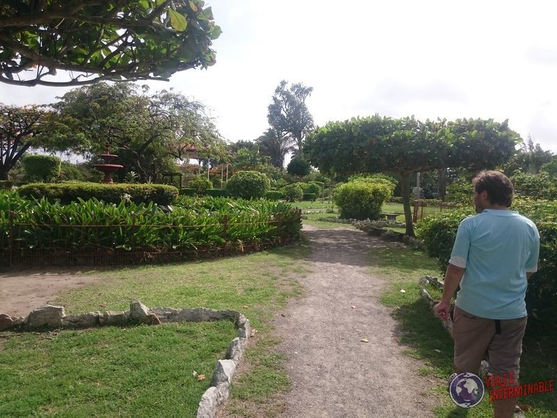 Jardin Botanico Georgetown Guyana