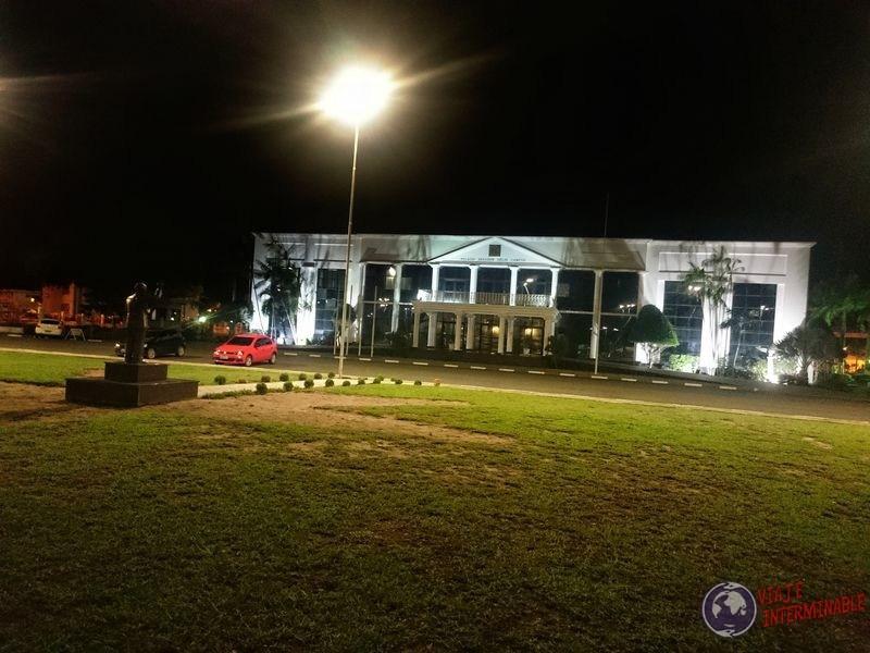 Palacio de Gobierno Boa Vista