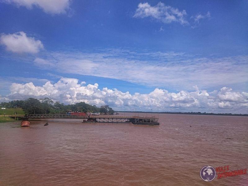 Puerto de tabatinga Brasil