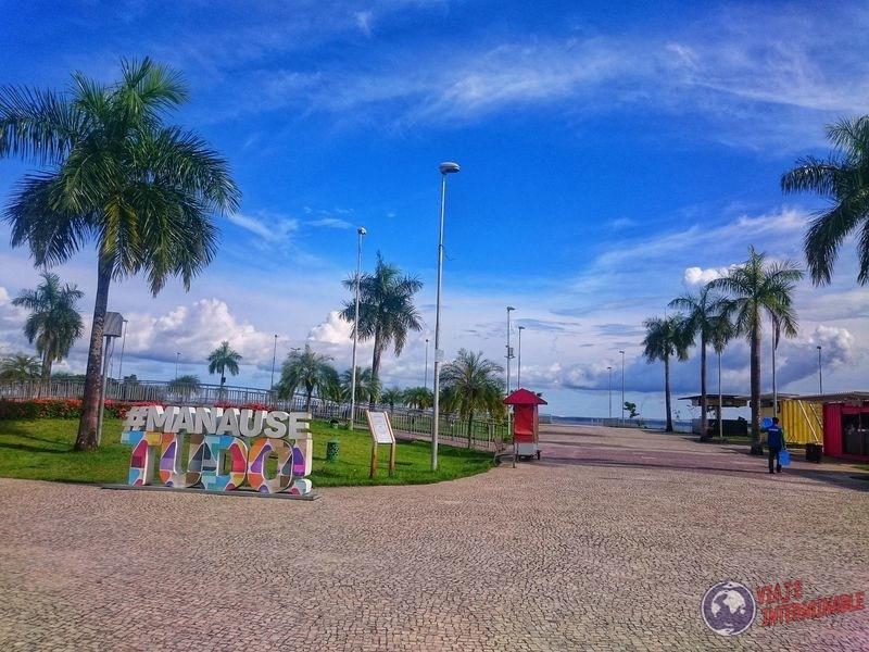 Punta Negra Manaos Brasil
