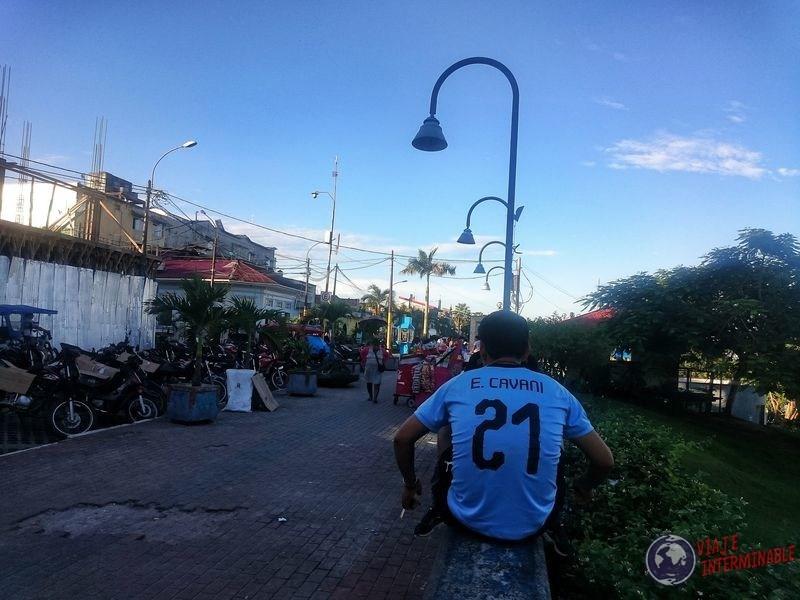 Remera cavani Uruguay en Iquitos Peru