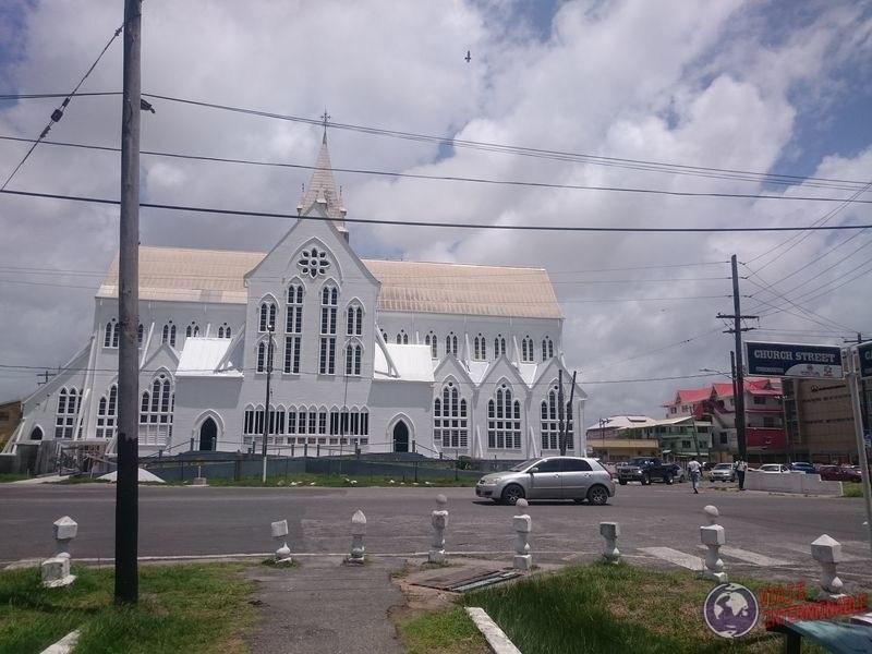Saint George Georgetown Guyana