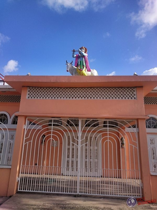 Shiva en una casa Georgetown Guyana