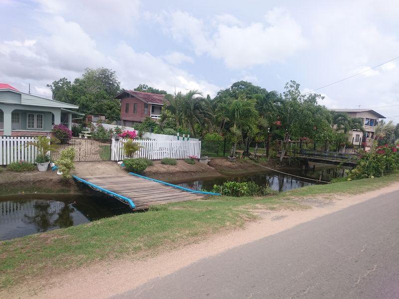 Calle de los puentecitos Surinam