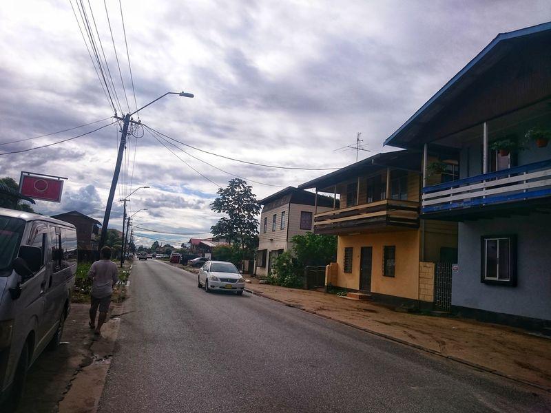 Calles de colores Paramaribo Surinam 2