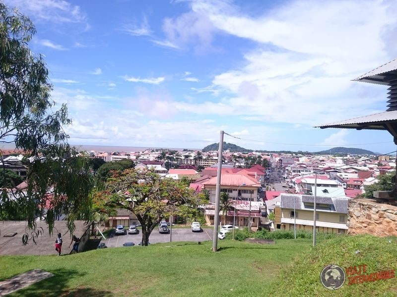 Mirador de Cayenne Guayana Francesa