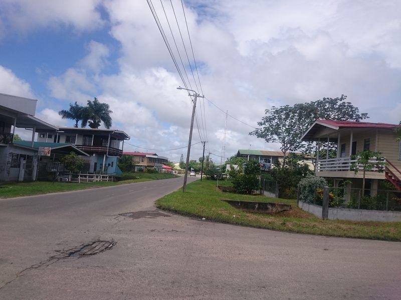 Nieuw Nickerie Surinam
