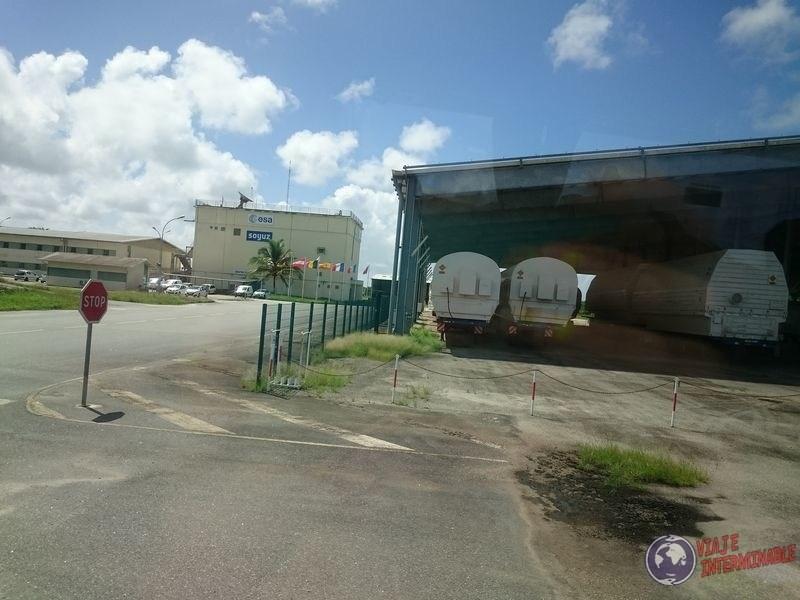 Recorrido visita guiada Centro Espacial Kourou Guayana Francesa