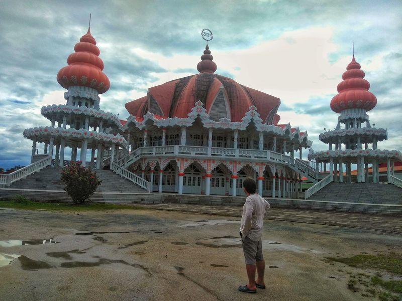 Templo hindú paramaribo Surinam
