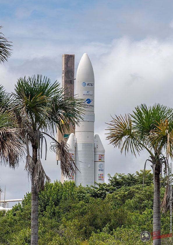 Cohete Arianespace