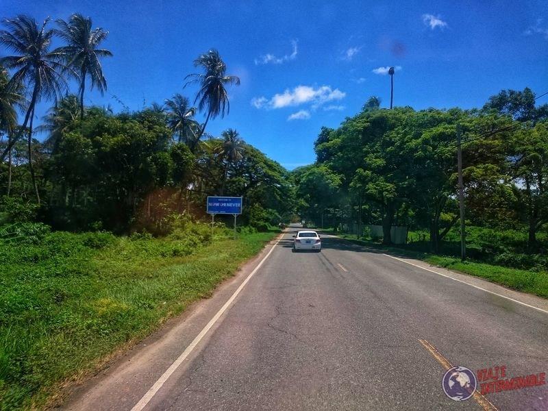 Pueblo Now or Never Guyana