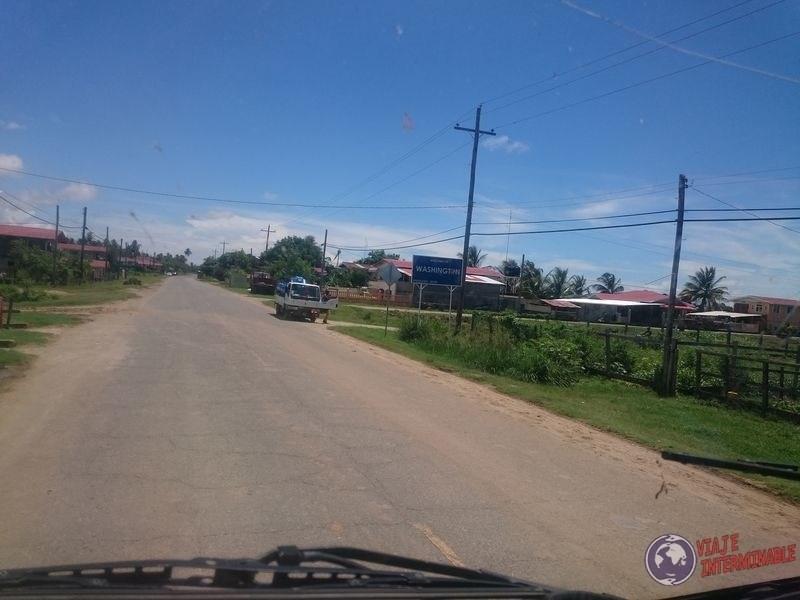 Pueblo Washington Guyana
