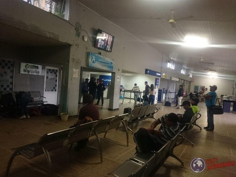 Aeropuerto de Leticia