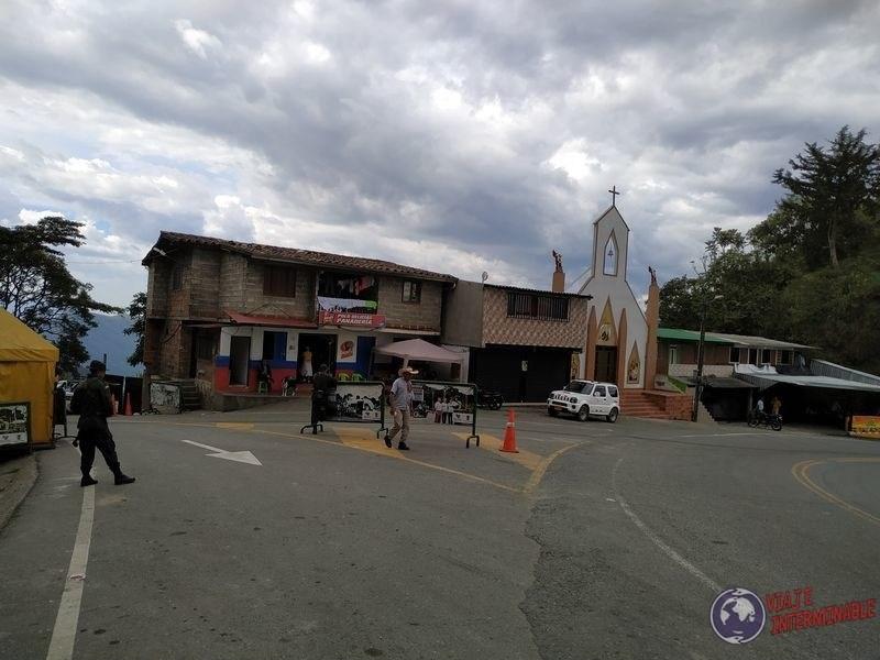 Alto del Chocho Colombia